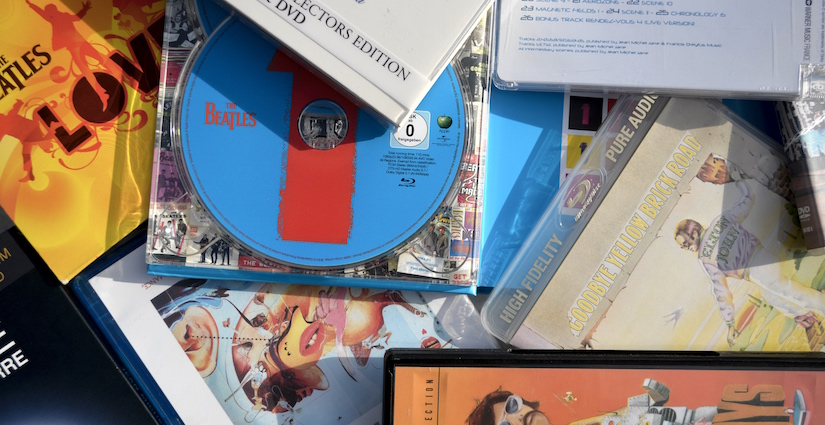 Extracting Surround Music Discs